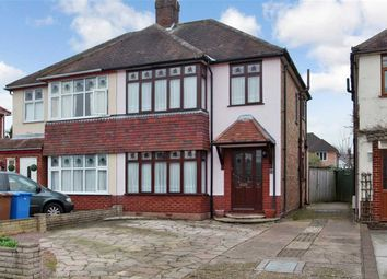 Thumbnail 3 bed semi-detached house for sale in Queensgate Drive, East Ipswich, Ipswich