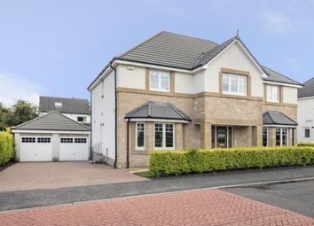 Thumbnail 5 bed detached house for sale in Norman Macleod Crescent, Bearsden, Glasgow, East Dunbartonshire