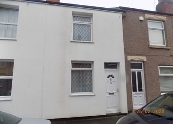 2 bed terraced house to rent in Wootton Street, Bedworth CV12