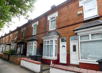 Thumbnail 2 bedroom terraced house to rent in Pretoria Road, Bordesley Green, Birmingham, West Midlands