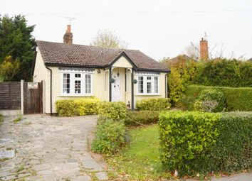 Thumbnail 2 bed bungalow for sale in Church Road, Harold Wood, Romford