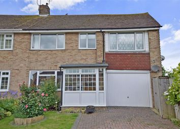 Thumbnail 5 bed semi-detached house for sale in Oakleigh Road, Worthing, West Sussex
