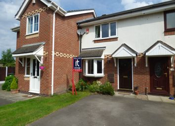 Thumbnail 2 bedroom terraced house for sale in Oldcroft Mews, Offerton, Stockport