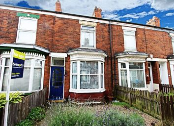 Thumbnail 2 bedroom terraced house for sale in Vermont Crescent, Worthing Street, Hull