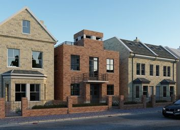 Thumbnail 4 bed town house for sale in Borough Road, Kingston Upon Thames