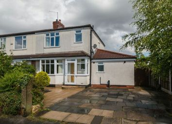 Thumbnail 3 bed semi-detached house for sale in Hawarden Road, Altrincham
