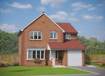 Thumbnail 4 bed detached house for sale in The Abersoch, Plot 20, Alltami Road, Buckley