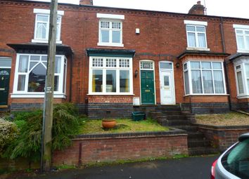 Thumbnail 3 bed terraced house to rent in Park Hill Road, Harborne, Birmingham