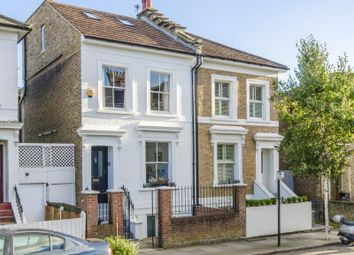 Thumbnail 5 bed semi-detached house for sale in Shaftesbury Road, London