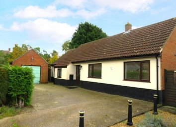 Thumbnail 3 bed detached bungalow to rent in Princess Close, Watton, Thetford