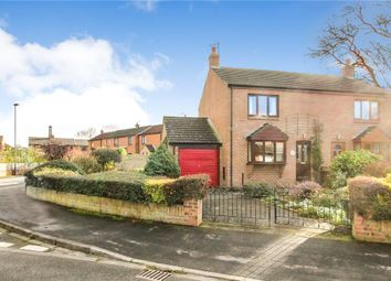 Thumbnail 2 bed semi-detached house for sale in The Oaks, Masham, Ripon, North Yorkshire