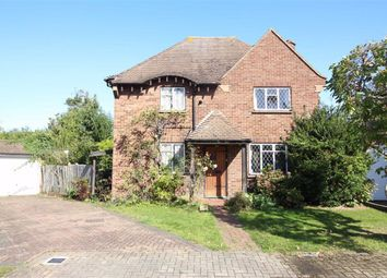 Thumbnail 3 bed detached house for sale in The Gardens, Beckenham