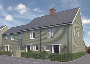 Thumbnail 2 bed terraced house for sale in Beaulieu Heath, Centenary Way, Off White Hart Lane, Chelmsford, Essex