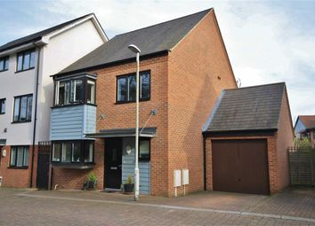 Thumbnail 4 bed detached house for sale in Beadsman Crescent, Leybourne, West Malling