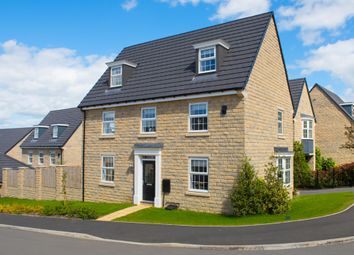 "Thumbnail 5 bedroom detached house for sale in ""Maddoc"" at Huddersfield Road, Wyke, Bradford"