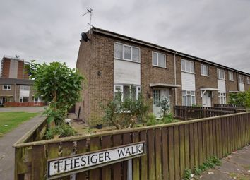 Thumbnail 3 bed end terrace house for sale in Thesiger Walk, Grimsby, Lincolnshire