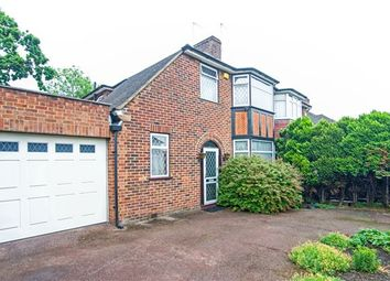 Thumbnail 4 bedroom semi-detached house for sale in Stag Lane, Kingsbury