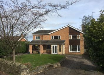 Thumbnail 5 bed detached house for sale in Hereford, City