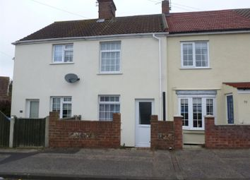 Thumbnail 2 bedroom terraced house for sale in Long Road, Carlton Colville, Lowestoft