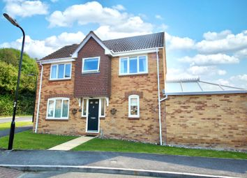 Thumbnail 3 bed detached house for sale in Mosaic Close, Southampton