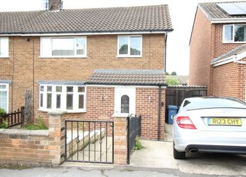 Thumbnail 3 bed semi-detached house for sale in Harewood Road, Worksop