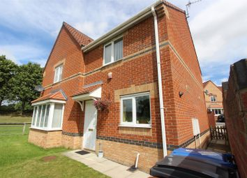 Thumbnail 2 bed semi-detached house to rent in Merlin Court, Newton Aycliffe