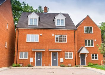 Thumbnail 3 bedroom semi-detached house for sale in Basset Road, Lane End, High Wycombe