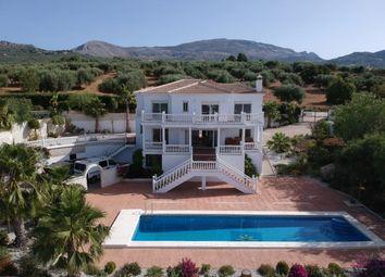 Thumbnail 4 bed detached house for sale in Spain, Málaga, Periana