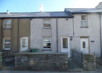 Thumbnail 1 bed terraced house for sale in Glandwr, Glanypwll, Blaenau Ffestiniog