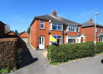 Thumbnail 3 bed semi-detached house for sale in Jepps Avenue, Barton, Preston