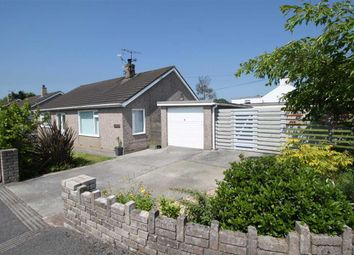 Thumbnail 3 bed detached bungalow for sale in Llandegfan, Menai Bridge