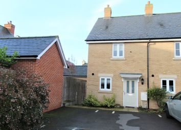 Thumbnail 2 bed end terrace house for sale in Chamberlain Park, Biggleswade