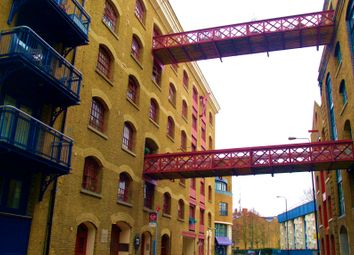Thumbnail 1 bed flat to rent in Wapping High Street, Wapping