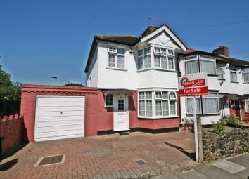 Thumbnail 3 bed end terrace house for sale in Sudbury Heights Avenue, Sudbury, Wembley