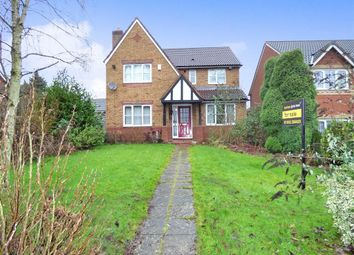 Thumbnail 4 bedroom detached house for sale in Norwich Drive, Randlay, Telford, Shropshire