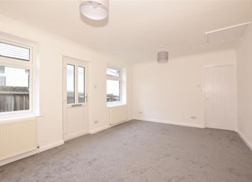 Thumbnail 1 bed semi-detached bungalow for sale in Albert Road, Chatham, Kent