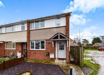Thumbnail 3 bed end terrace house for sale in Blackthorn Gardens, Taunton