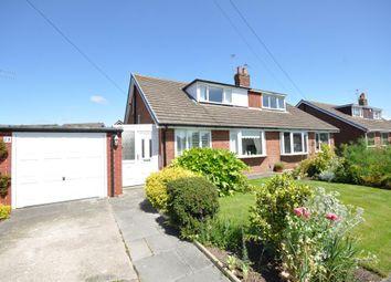 Thumbnail 3 bedroom semi-detached bungalow for sale in Tennyson Avenue, Warton, Preston, Lancashire