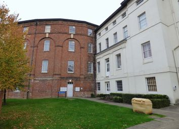 Thumbnail 2 bed flat for sale in The Crescent, Gloucester