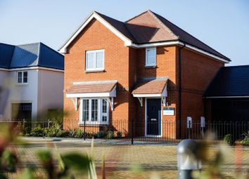 Thumbnail 3 bed detached house for sale in Stanbridge Road, Haddenham, Aylesbury