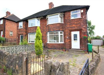 Thumbnail 3 bed semi-detached house for sale in Hadbury Road, Sherwood, Nottingham