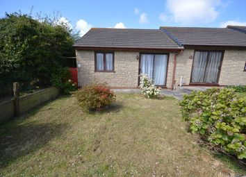 Thumbnail 2 bed terraced bungalow to rent in Glendale Crescent, Mount Hawke, Truro