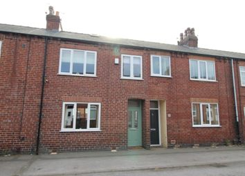 Thumbnail 3 bed terraced house for sale in Ellins Terrace, Normanton