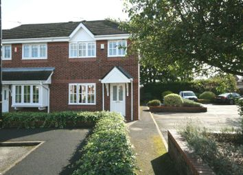 Thumbnail 3 bed end terrace house for sale in St. James Court, Altrincham