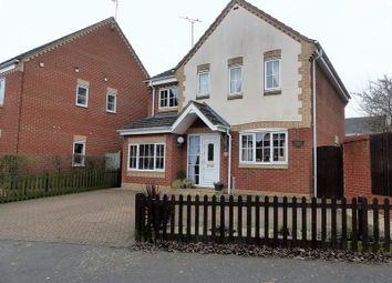 Thumbnail 4 bedroom detached house for sale in Lang Farm, Daventry