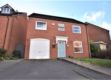 Thumbnail 4 bed detached house for sale in Blithfield Way, Norton Heights, Stoke-On-Trent.