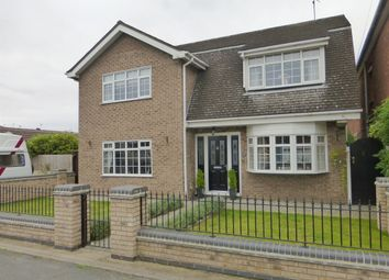 Thumbnail 4 bed detached house for sale in Darthill Road, March