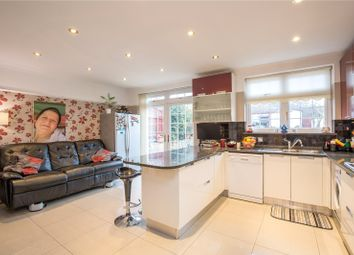 Thumbnail 3 bedroom semi-detached house for sale in Chase Road, Southgate, London