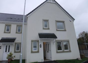 Thumbnail 3 bed flat to rent in Hollybush Lane, Port Glasgow