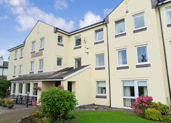 Thumbnail 2 bed flat for sale in Strand Court, Grange-Over-Sands